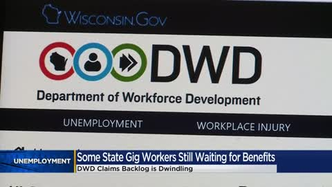 Thousands still waiting for unemployment benefits