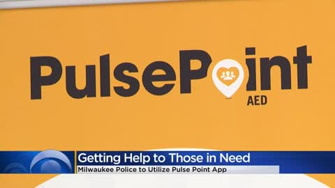 City of Milwaukee introduces 'PulsePoint,' app that notifies users of nearby medical emergencies