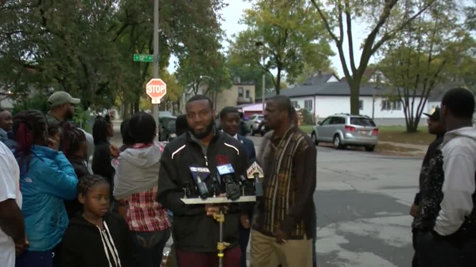 Event calling for end to reckless driving in Milwaukee interrupted by police pursuit