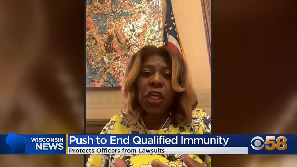 Some state Democrats propose end to qualified immunity