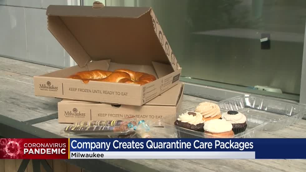 'Bringing Milwaukee to people's front doors:' Tour company creates quarantine care packages