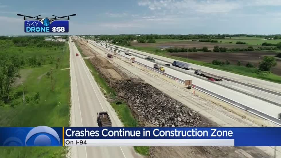 "WisDOT ""open"" to changes on I-94 construction but say it's ""premature"""