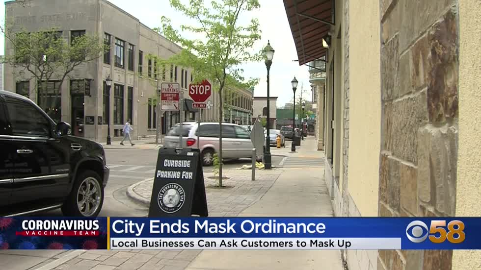 Racine stops enforcing mask ordinance, as CDC eases mask restrictions