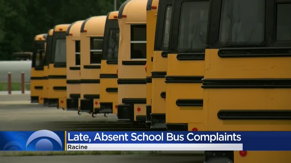 """It's a nightmare:"" Racine Unified parents dealing with transportation issues as school year begins"