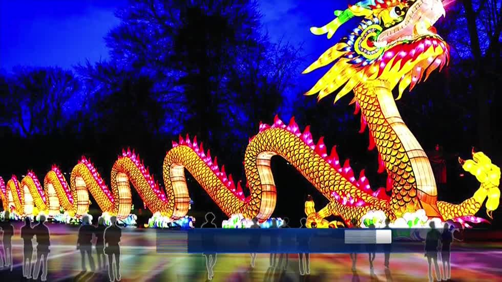 Chinese lantern festival coming to Racine Zoo