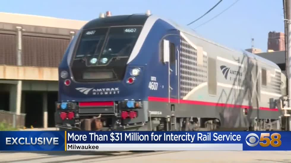 Exclusive: U.S. Sec. of Transportation discusses expansion of Milwaukee rail lines