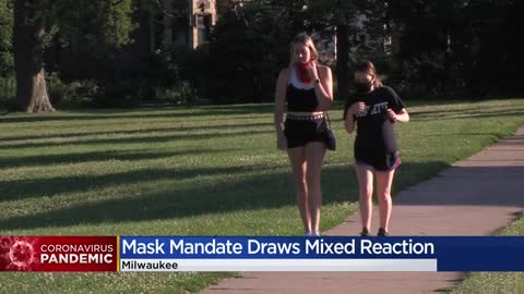 Residents, businesses react to Milwaukee mask mandate