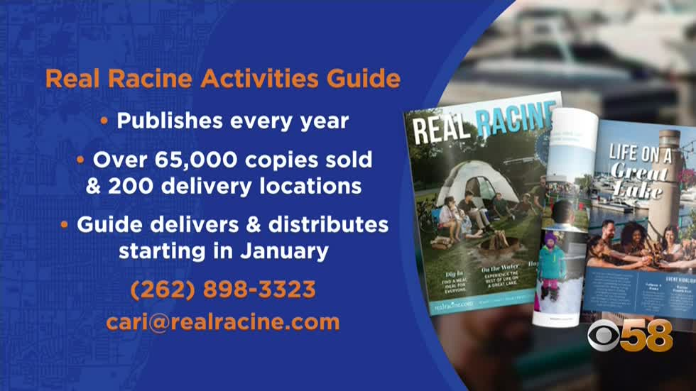 Racine & Me: Real Racine Activities Guide