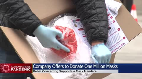 Rebel Converting offers materials for 1 million face coverings...