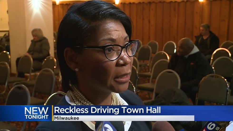 Milwaukee community tired of reckless driving, voice their frustration