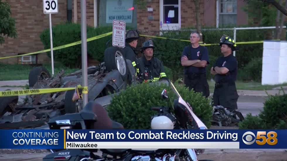 Milwaukee Police Department implements new Traffic Safety Unit...