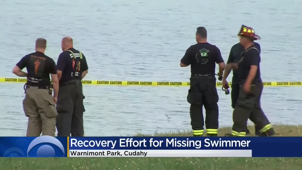 Coast Guard warns of dangerous conditions after swimmer goes missing in Lake Michigan