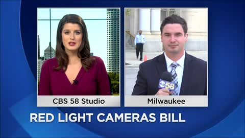 Bill would bring red light cameras to Milwaukee