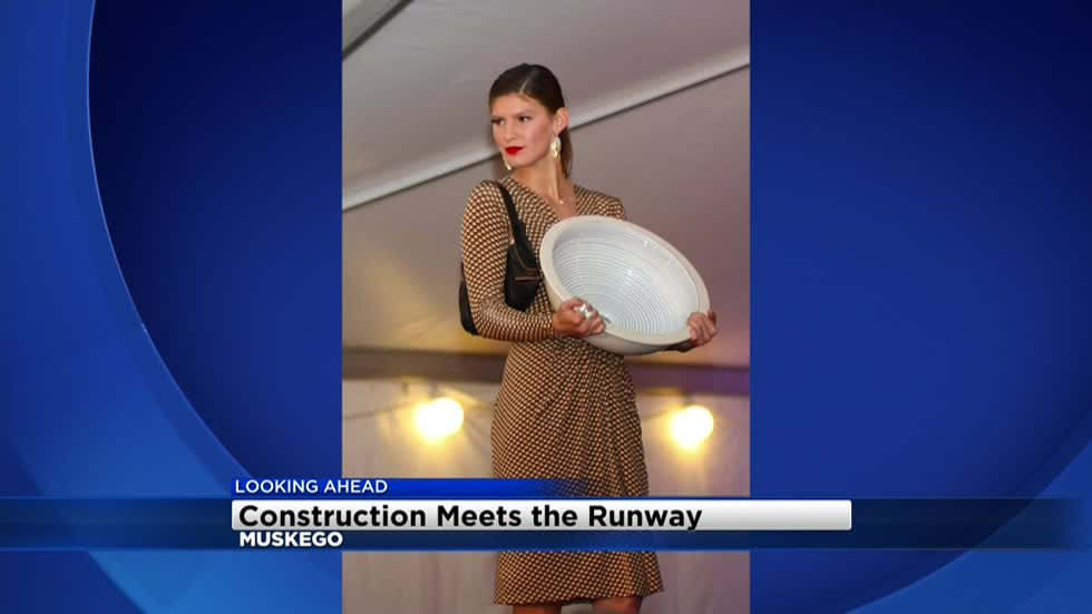Construction meets the runway in Refashion for Life event Wednesday, August 23rd in Muskego