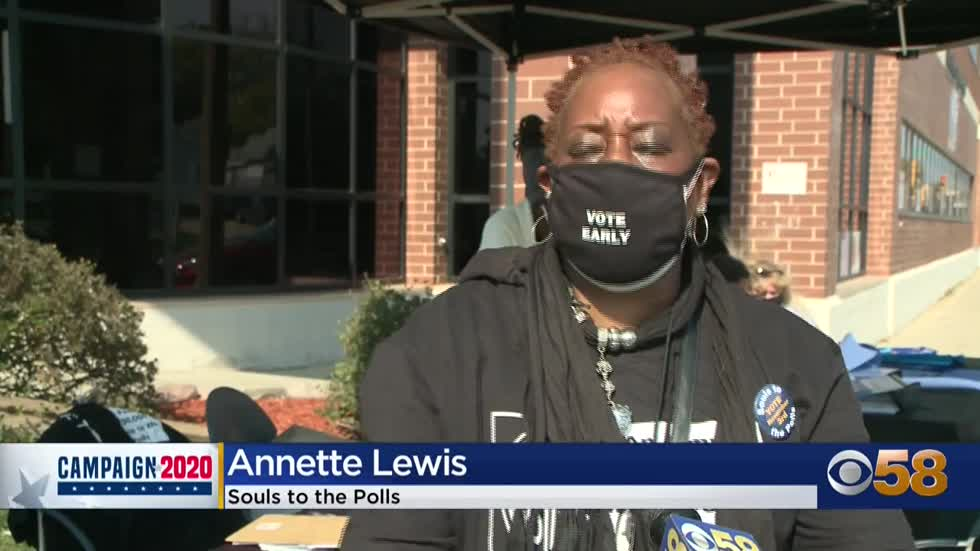 'Your voice does matter:' Souls to the Polls encourages voters to register now