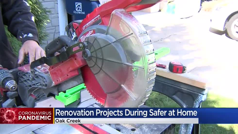 "Local contractor lends a helping hand for some of you ""Do-It-Yourselfers"" at home"