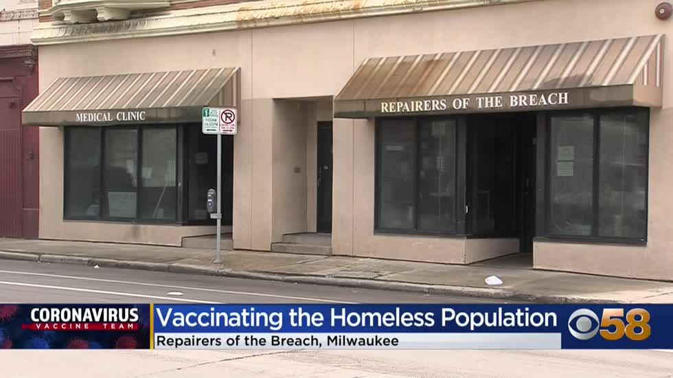 Repairers of the Breach to open mobile vaccination clinic Wednesday