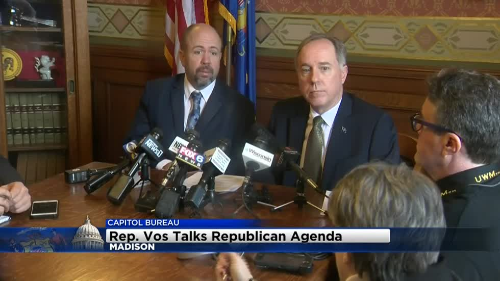 Wisconsin Assembly Republicans outline priorities to Evers