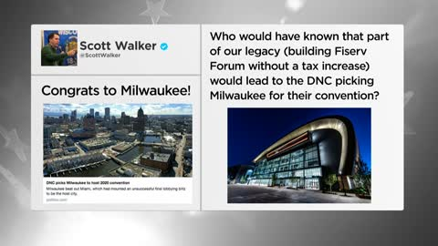 Republicans react to announcement of Milwaukee being selected for 2020 DNC