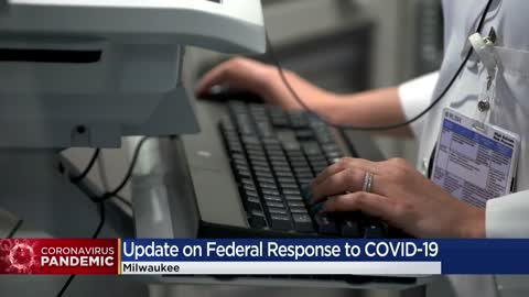 Federal lawmakers hear update from FEMA on COVID-19 pandemic