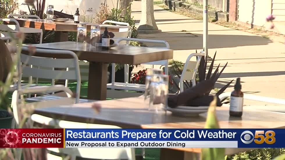 Continuing to dine outside in the cold? Milwaukee alderwoman proposes extending city streets program