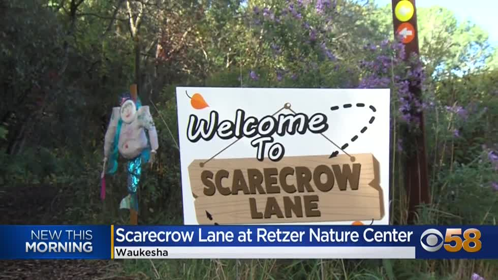 Haunted happenings & outside learning for fall at Waukesha's Retzer Nature Center