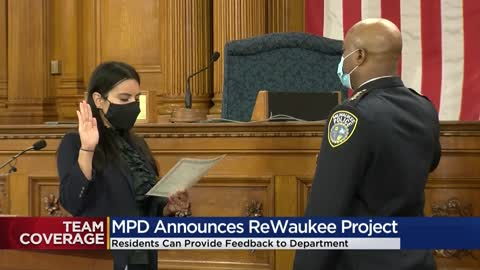 New acting police chief asks public for feedback on Milwaukee...