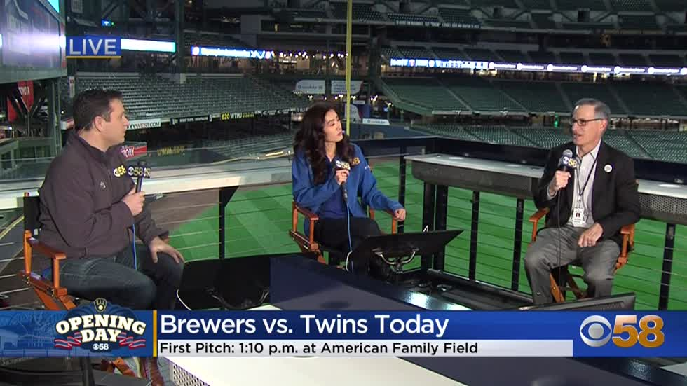 Brewers Opening Day: What you need to know ⚾