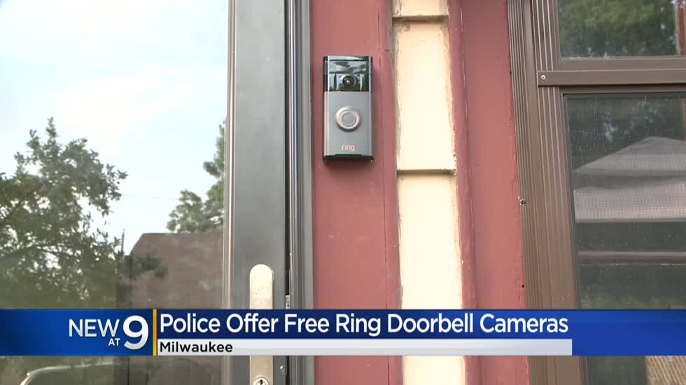 MPD gives Ring doorbell cameras to homeowners willing to share surveillance in high-crime areas