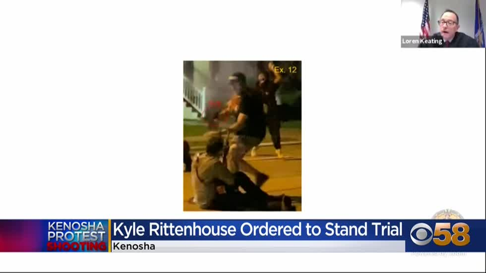 Kyle Rittenhouse, teen accused of killing 2 protesters in Kenosha,...