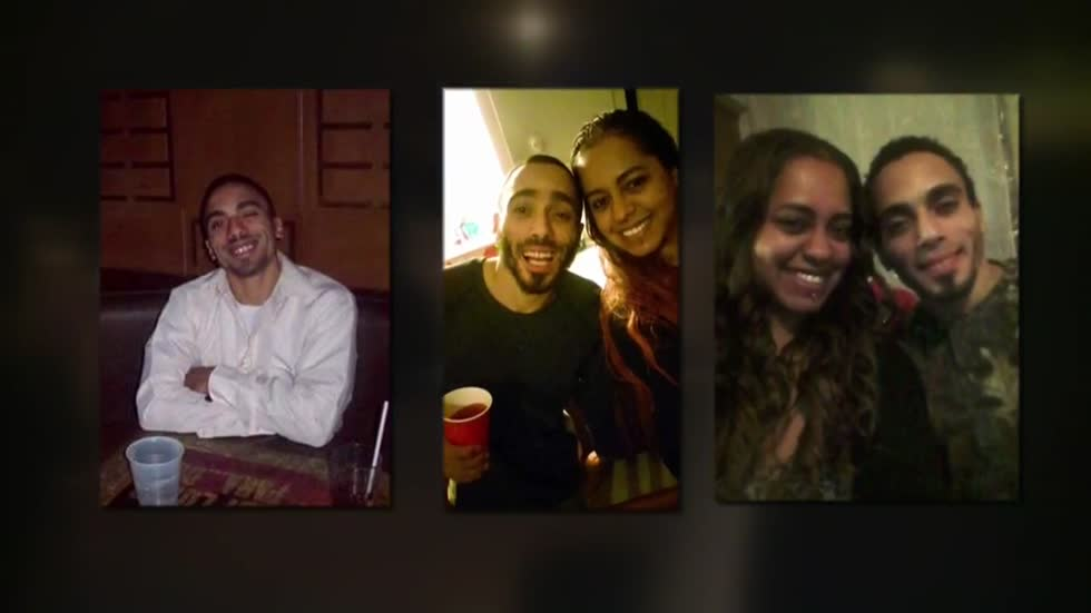 """Wrong place at the wrong time:"" Loved ones gather to remember man killed in drive-by shooting"
