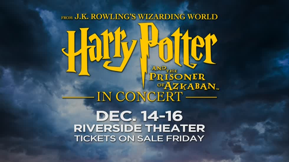Harry Potter in Concert, American Idol: Live! coming to Riverside Theater
