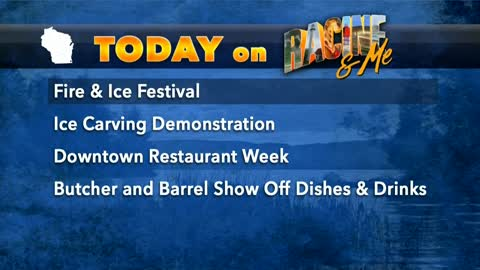 Racine & Me: Fire & Ice Festival, Downtown Restaurant Week (1/13/2019)