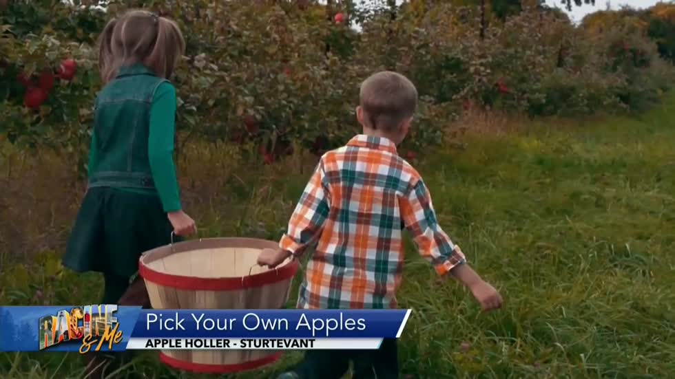 Racine & Me: Apple Picking Season, Family Meal Ideas, Lost in Yonkers, Father-Son Acting Duo  (9/15/2019)