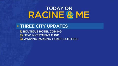 Racine & Me: Three City Updates, New Dating Rules, Save Money on Lantern Festival, Winter Activities  (12/22/2019)