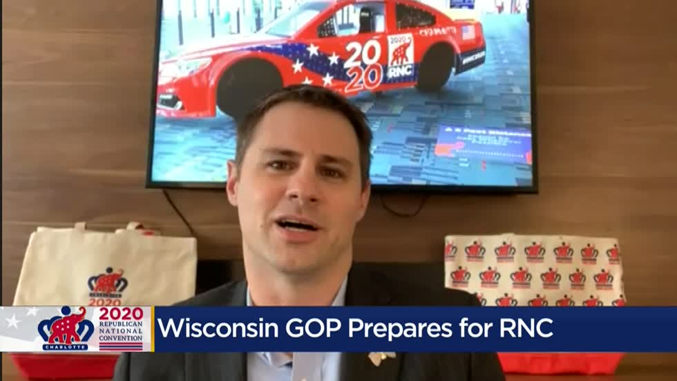 RNC won't forget Wisconsin as GOP prepares to celebrate Trump in Charlotte