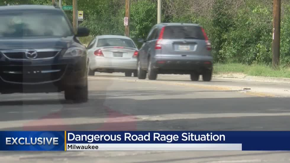 'I was concerned for me and my daughter's lives:' Father shares story after armed road rage incident