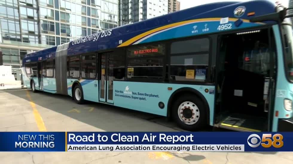 American Lung Association releases report on the benefit of switching to electric cars