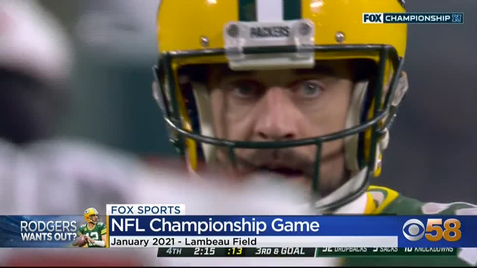 Report: MVP Aaron Rodgers does not want to stay with the Green Bay Packers