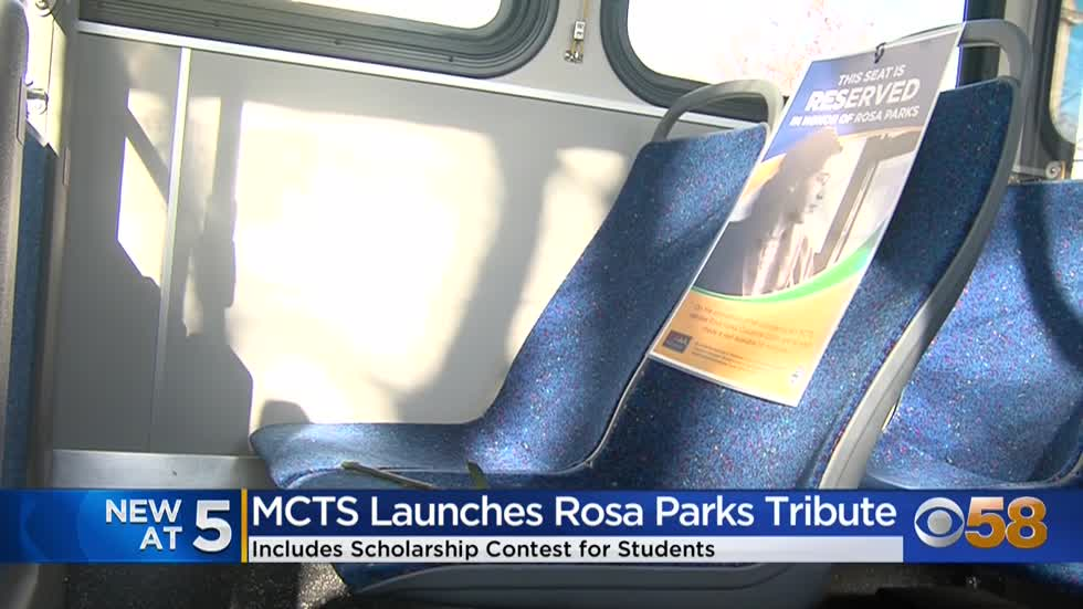 MCTS announces new scholarship as part of Rosa Parks tribute