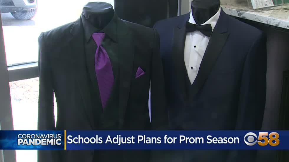 'Kids have lost out on so much': How schools in our area plan to handle prom this year
