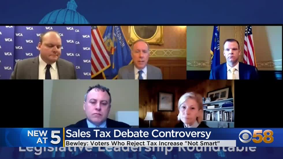 GOP leaders reject sales tax increase, MKE leaders say communities...