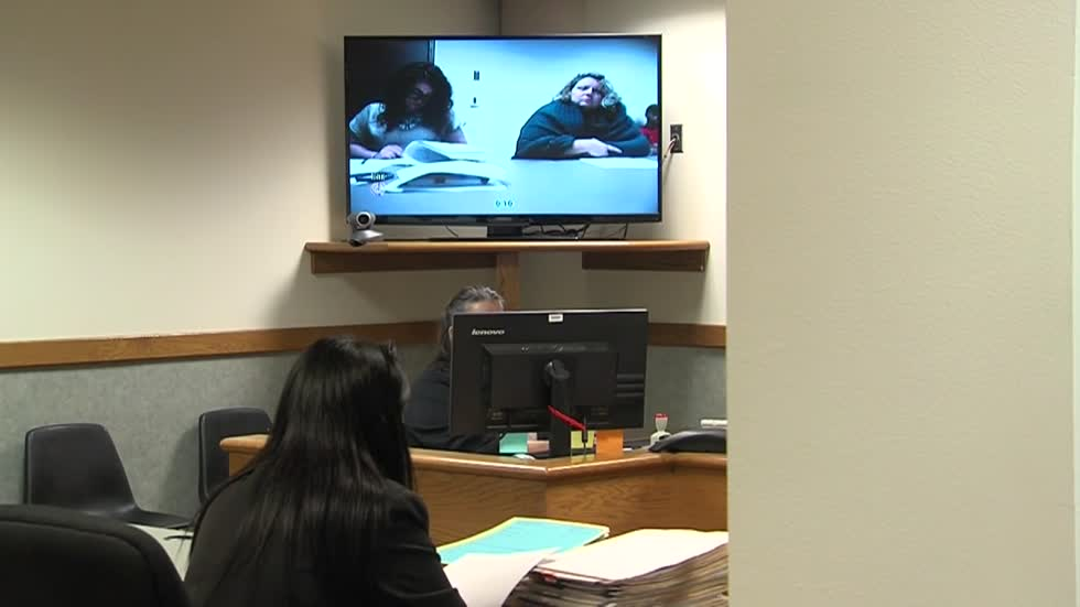 Mother of 15-year-old found in pond appears in court for unrelated charges
