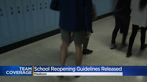 DPI rolls out recommendations for schools to return to in-person classes