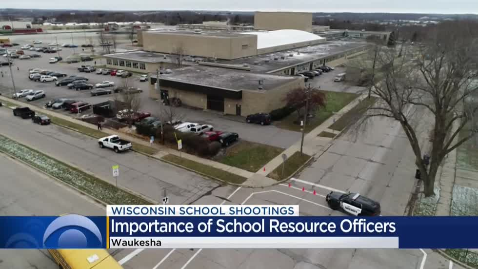 School resource officers play crucial role in incidents at Waukesha, Oshkosh high schools