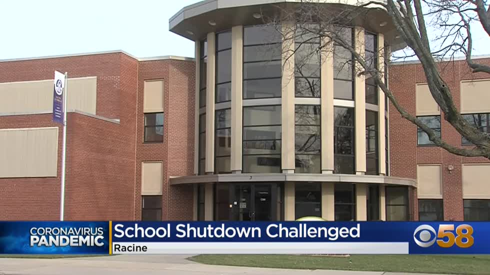 Wisconsin Institute for Law and Liberty takes legal action to keep Racine schools open