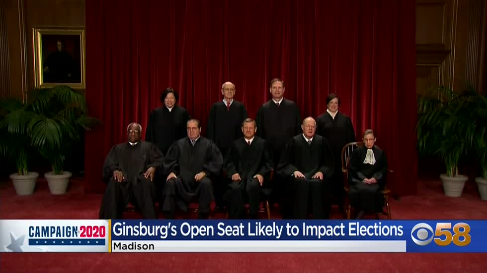 SCOTUS battle energizes already heated election season