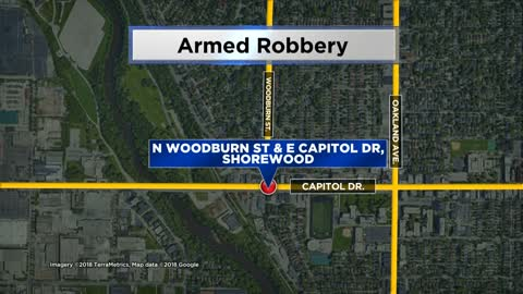 Suspects use screwdriver in Shorewood armed robbery, police looking for information