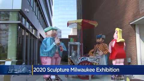 Sculpture Milwaukee offers in-home audio tour of new Wisconsin...