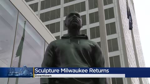 Sculpture Milwaukee brings back free, outdoor public art display...